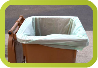 How Best to use my Brown Bin, Stop My Brown Bin From Smelling, The