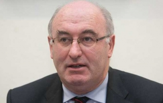 EU Minister Phil Hogan